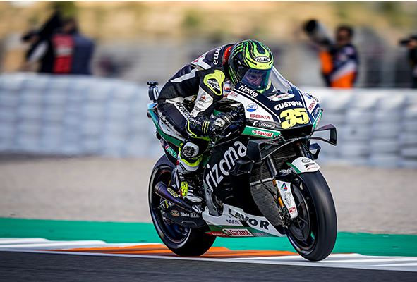 Crutchlow looking for improvement in Valencia