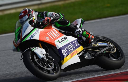 LCR E-Team riders give their all in e-pole shootout in Austria