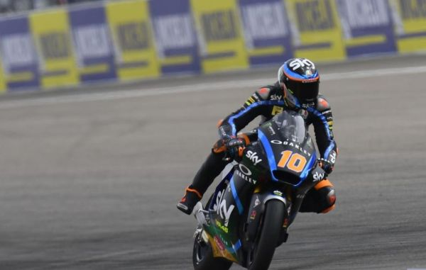 Moto2 ARAGON GP Free Practice 2 classification - Luca Marini did it