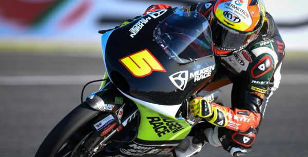 Moto3 Gran Premio Valencia Free Practice 2 classification - Jaume Masia on top