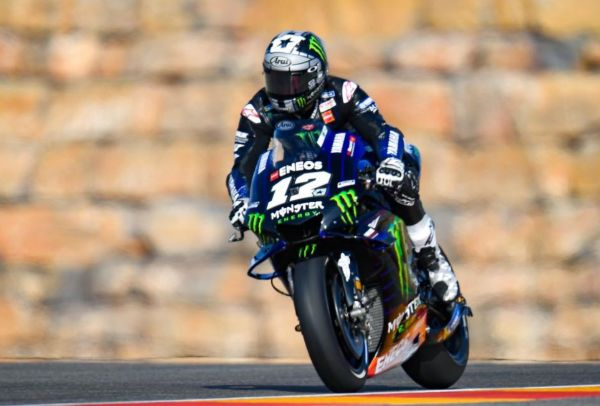 MotoGP ARAGON GP Free Practice 2 classification- Vinales does it