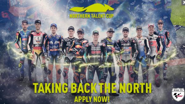 Applications for the Northern Talent Cup now OPEN!