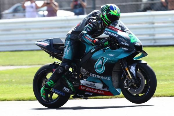 Highs and lows for Morbidelli and Quartararo at Silverstone