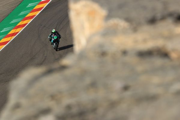 Quartararo and Morbidelli get action underway at Aragon GP