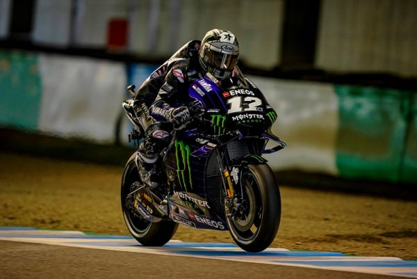 Second & Fourth Row for Monster Energy Yamaha in Motegi Qualifying