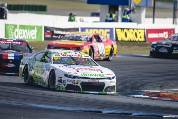 Soerensen closes the gap on Maggi with a spectacular NWES Hockenheim win - result