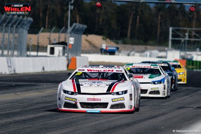 Alex Caffi Motorsport faces the finals of the Nascar Whelen Euro Series 2019 at Zolder