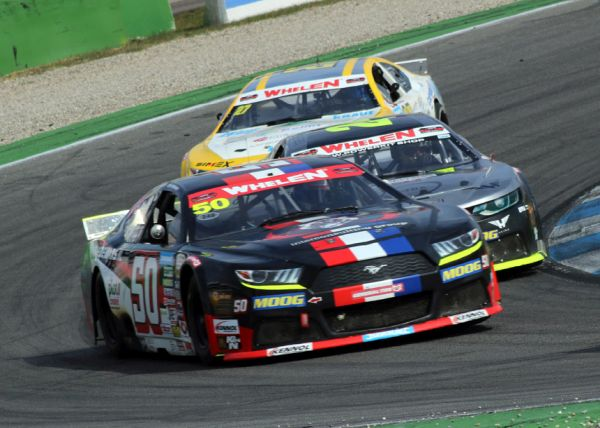 Giorgio Maggi retains NWES championship lead with pole position and victory at Hockenheim