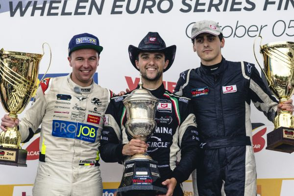 Hezemans crowned the 2019 Euro NASCAR Champion, Longin breaks through - results