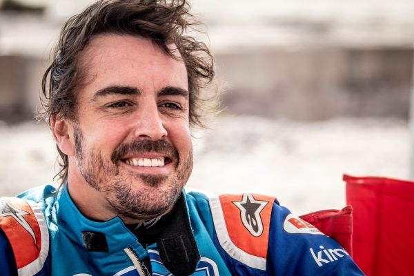Fernando Alonso Completes Successful Training with TOYOTA GAZOO Racing