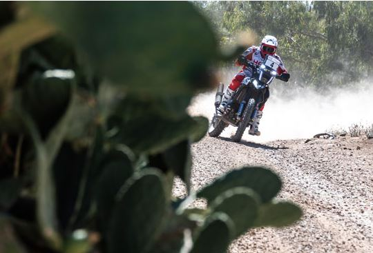 3 rider strong Hero MotoSports Team Rally kick starts their Rally Du Maroc campaign
