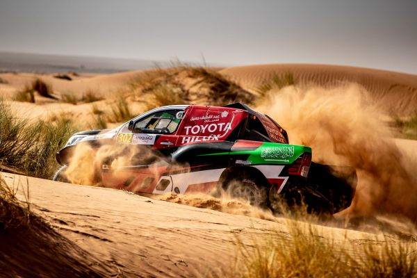 Staggering entry for Saudi Arabia's Rally Qassim 2019