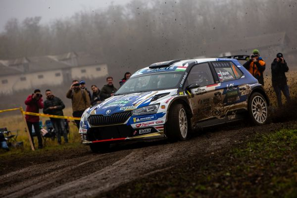 Filip Mares demonstrates podium pace on ERC prize drive