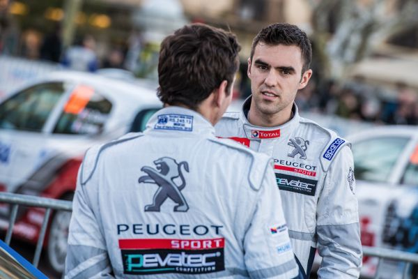 Molle calls on friend and new team-mate Ingram for Zlin advice ahead of ERC Junior return