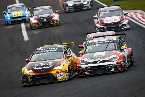 Circuit switch means Tom Coronel's old favourite returns