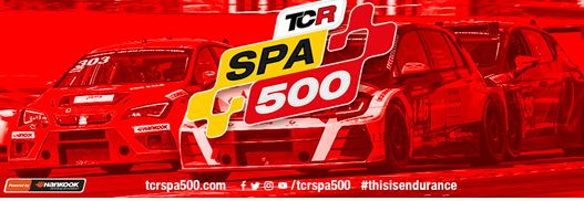 Live streaming of TCR events of the weekend