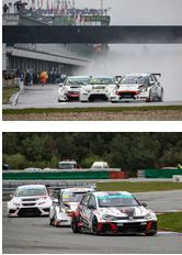 TCR Eastern Europe by ESET @ Brno Dusan Kouril and Jachym Galas share wins