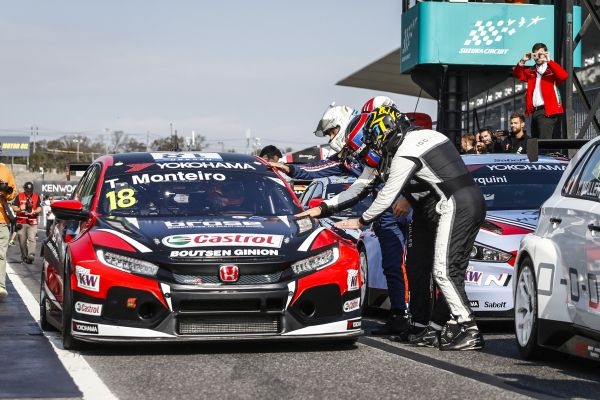 WTCR hero Monteiro's racing returned revisited