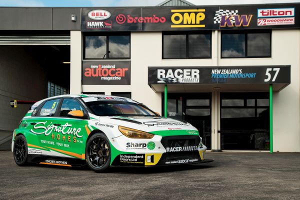 TCR New Zealand - Racer Products to run two Hyundai cars