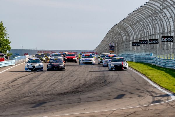 TC America The 2020 season will end at Indianapolis - calendar