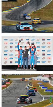 IMSA Michelin Challenge @ Road Atlanta- Lewis and Wilkins are the champions