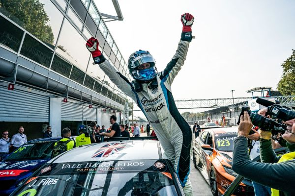 Josh Files secured TCR Europe title in Monza after race 2