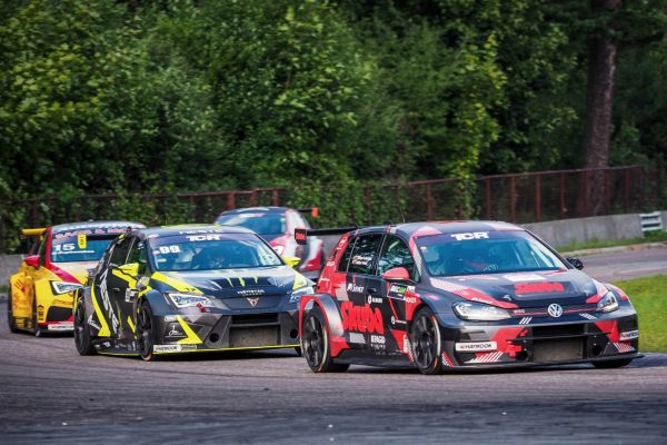 The other TCR events of the upcoming weekend and livestreaming