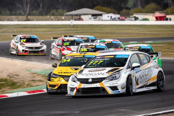 TCR Australia preview  Néstor Girolami is the guest star at Sandown