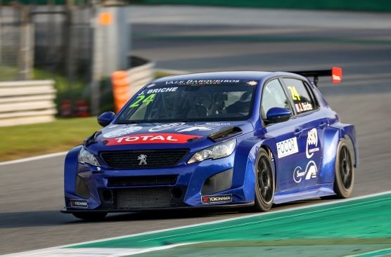 TCR Europe's provisional results crown Julien Briché vice-champion in Monza finale