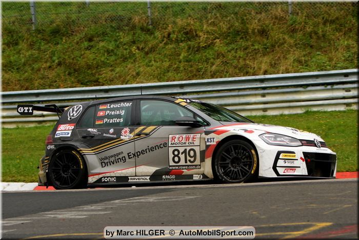 TCR VLN Barbarossapreis at Nürburgring