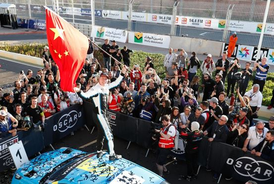 Biggest domestic multiscreen coverage yet from WTCR in China