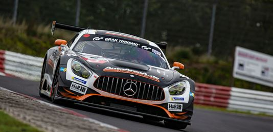 BLACK FALCON delivers strong team performance at VLN Round 8