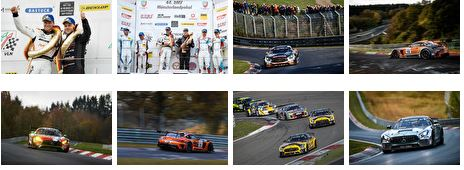Mercedes-AMG crowns spectacular VLN year with numerous titles and sixth consecutive overall win