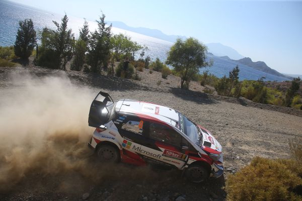 WRC Series leader Ott Tänak looking for second Rally Turkey victory