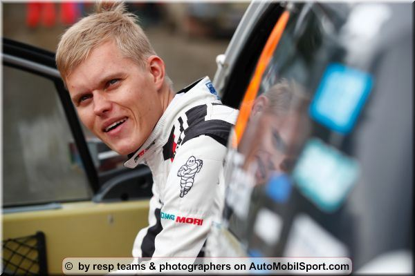 Deutschland Rallye stage 1 St. Wendeler Land - Tänak takes early lead
