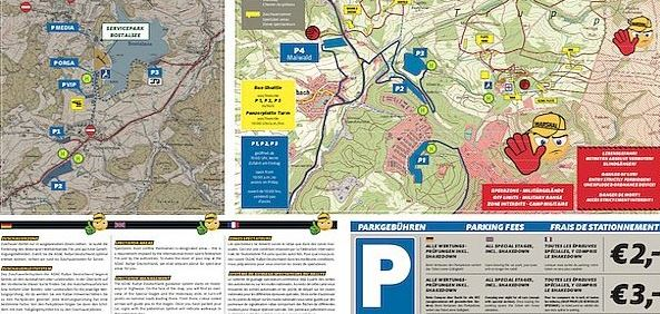 ADAC Rallye Deutschland - More than just a map, download here