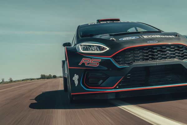 Aspalt debut for all-new Ford Fiesta R5