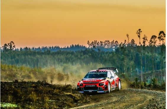 Esapekka Lappi notebook for Australia Rally
