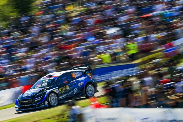 M-Sport Ford World Rally Team on the pace but out of luck