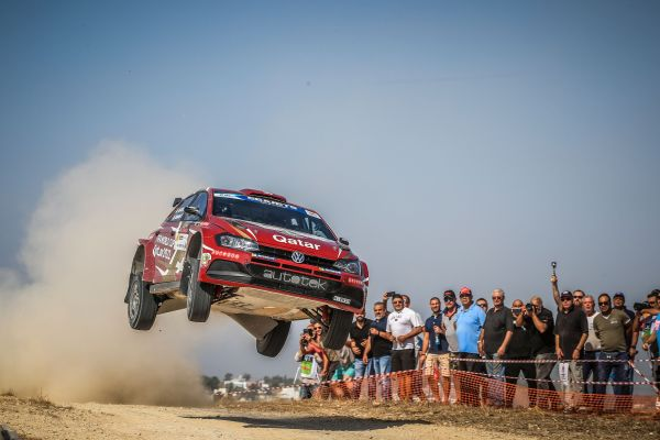 Nasser Al-Attiyah marches to victory in the MERC