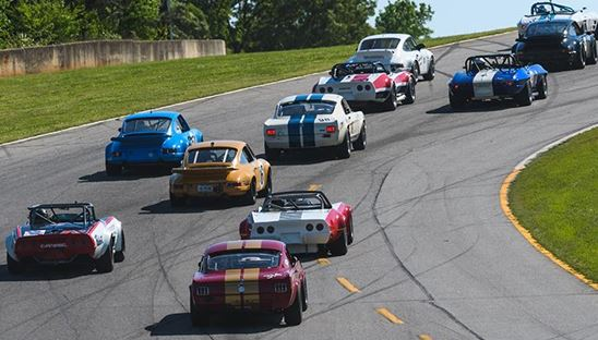 Historic Sportscar Racing (HSR) Joins Masters Historic Racing for New Finger Lakes Wine Festival Race Weekend at WGI