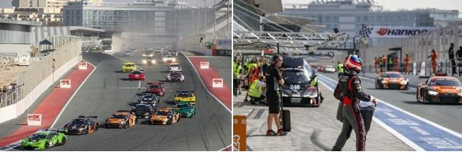 Close to 80 entries already confirmed for the 15th annual Hankook 24H DUBAI