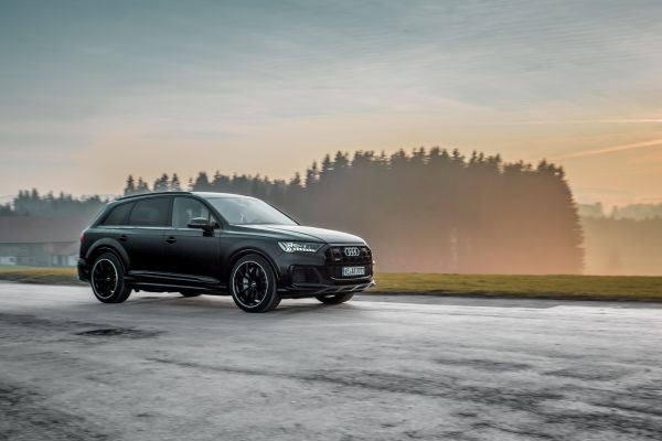 ABT coaxes a confident 510 hp from the Audi SQ7 – widebody kit planned