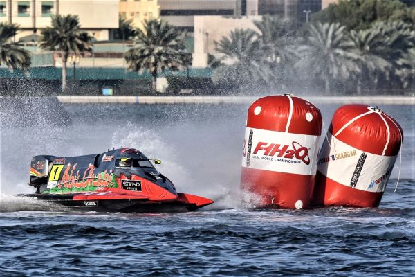 F1H20 Grand Prix of Sharjah results and overall standings