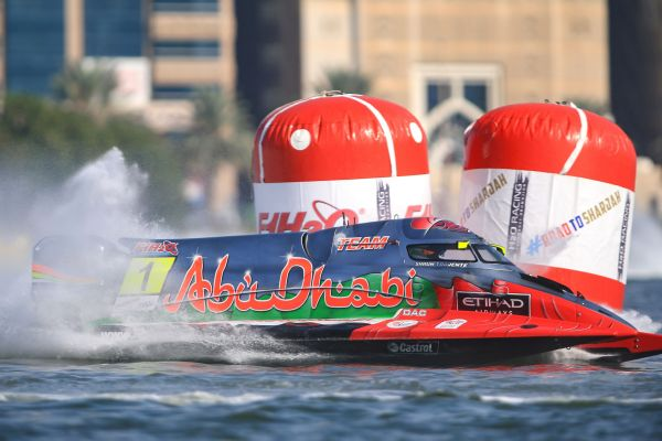 Torrente ready for epic title showdown after Andersson wins Sharjah F1H20 pole position
