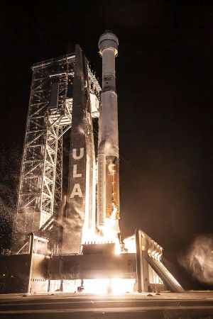 United Launch Alliance Successfully Launches the Boeing Starliner Spacecraft on the Orbital Flight Test