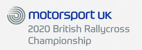 Motorsport UK British Rallycross Championship calendar 2020