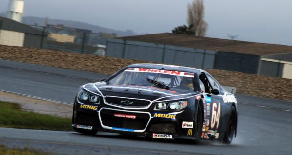 Success for the second leg of the 2020 Nascar Whelen Euro Series Drivers Recruitment Program