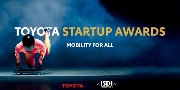 Toyota Motor Europe launches the Toyota Startup Awards to find most innovative solutions to improve Mobility for All