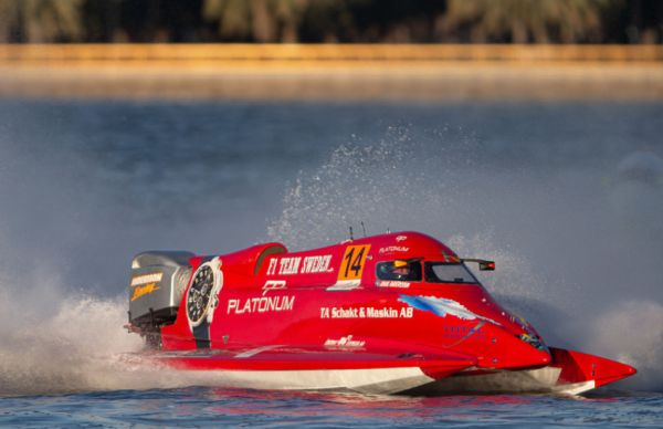 Jonas Andersson wins Sharjah GP - Shaun Toorente is F1H20 World Champion
